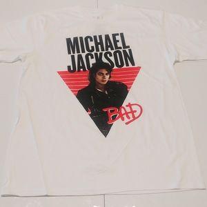 Michael Jackson Men's T Shirt.